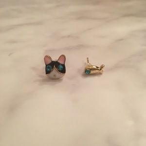 Jewelry - ❤️Cat and Fish Earring Set
